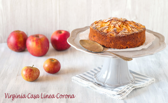 Tortenplatte Linea Corona