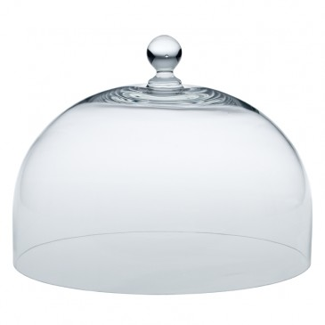Glashaube - Glass Dome Large, rund