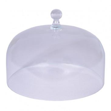 Glashaube, Toulouse Medium, rund