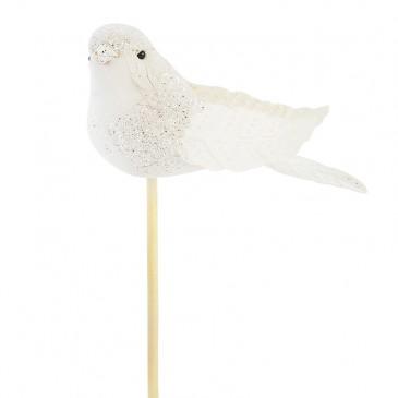 Miss Étoile, Kuchendeko Mini Bird Weiß