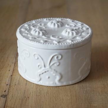 Virginia Casa Wedding Cake Box, medium in Weiß