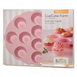 RBV Birkmann, Cupcake-Form in Rosa